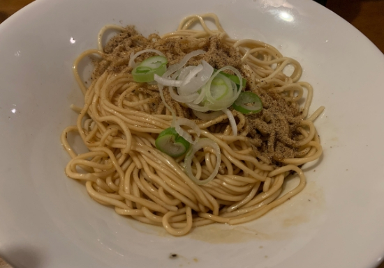 横須賀中央【煮干平八】の替え玉