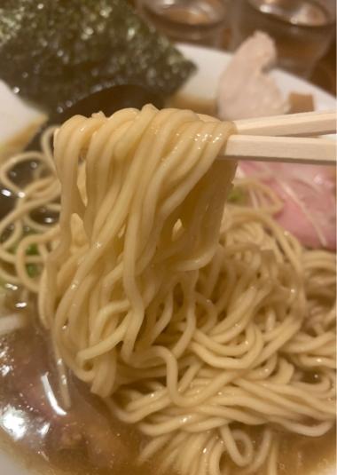 米が浜通【煮干平八】ラーメン