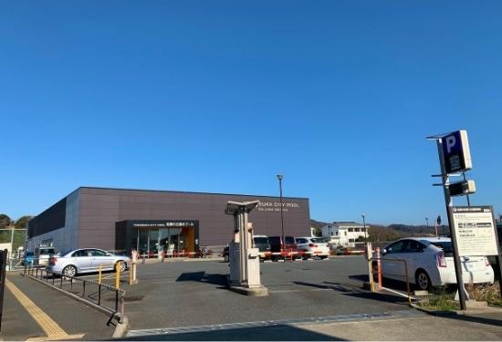 佐島の丘駐車場