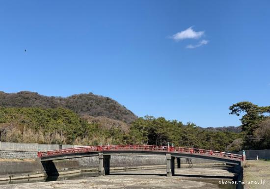 葉山臨御橋