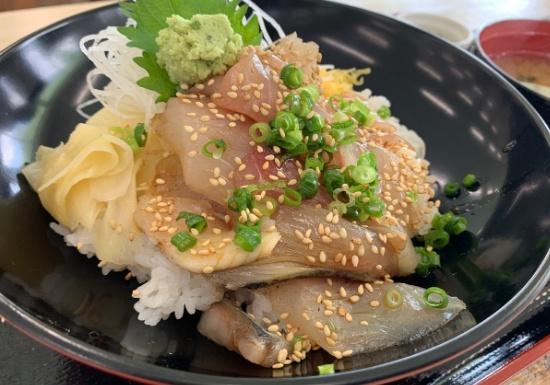三浦半島海鮮丼