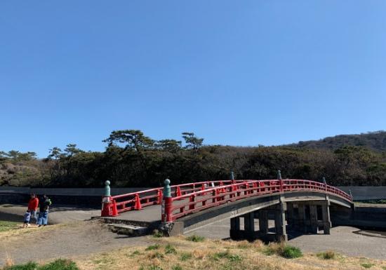 葉山一色海岸葉山臨御橋