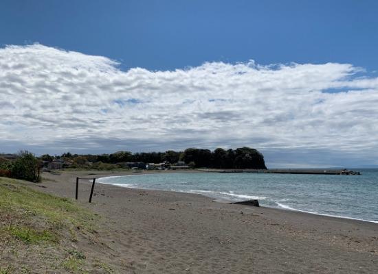 三戸浜海水浴場