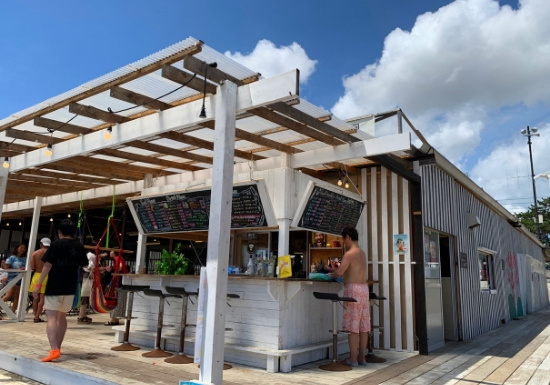 三浦海岸海の家 SAGAMI茶屋