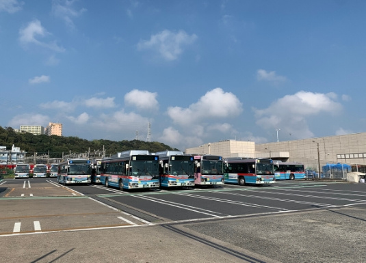 京急バス営業所