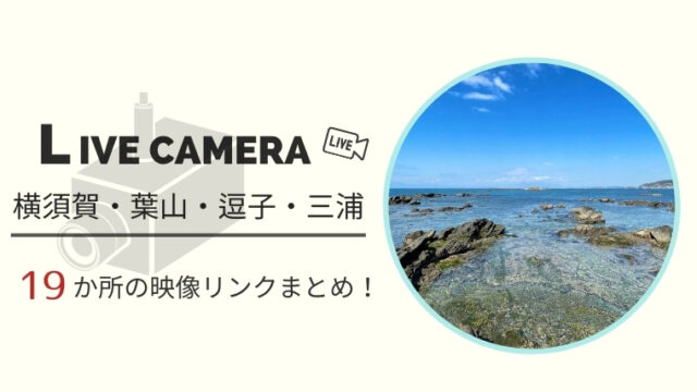三浦半島ライブカメラ