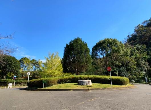 葉山南郷公園入口
