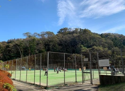 南郷公園テニスコート