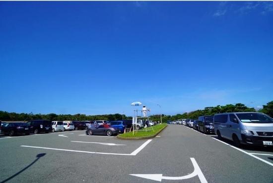 城ケ島公園駐車場