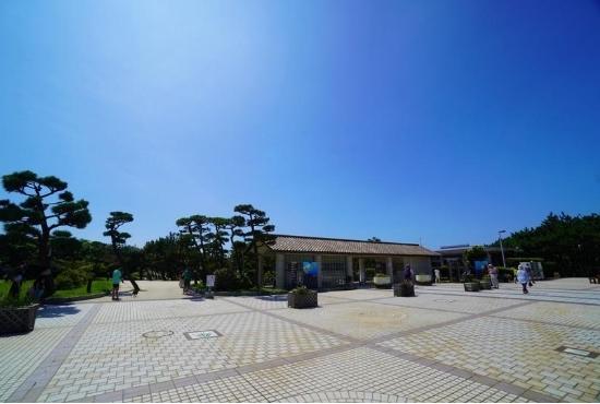 城ケ島公園 正面入口