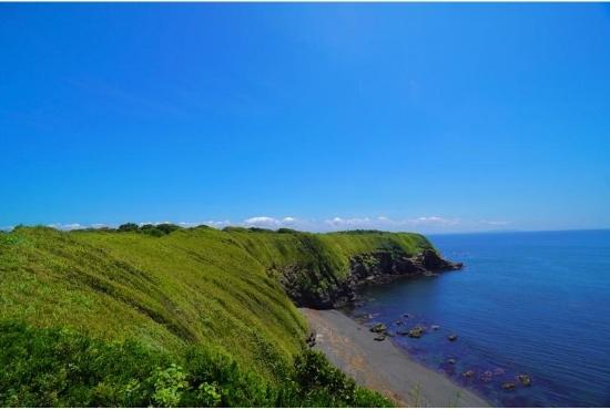 城ケ島の高台からの風景