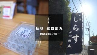 秋谷紋四郎丸