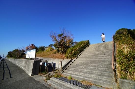 長井の夕日スポット