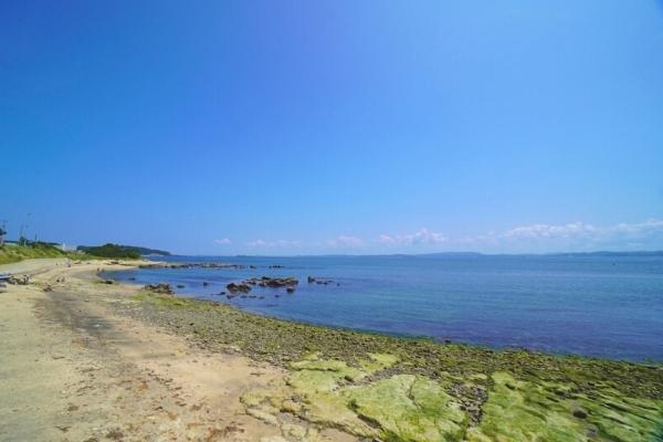 三浦半島の穴場ビーチ