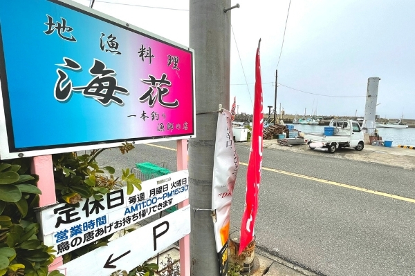 横須賀長井『海花』