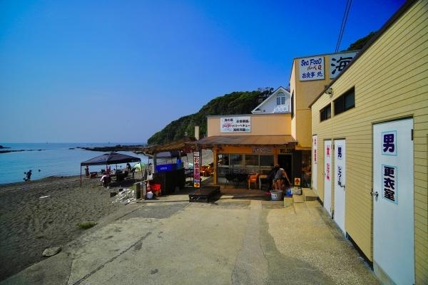 荒井浜海上亭