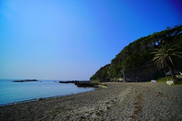 荒井浜ビーチ