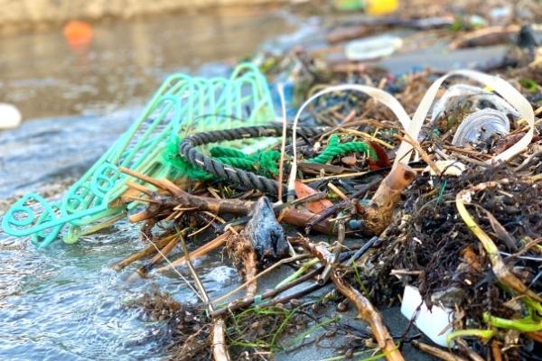 マイクロプラスティックゴミ